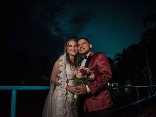 El matrimonio de Brian y Angélica 2