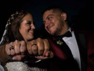 El matrimonio de Brian y Angélica 3