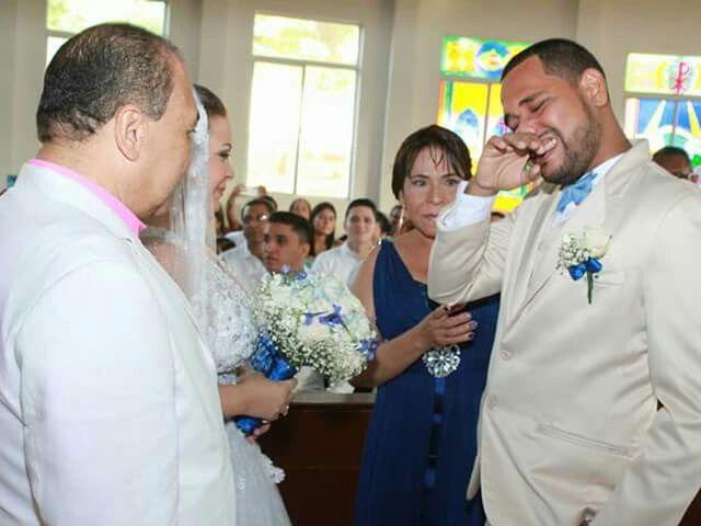El matrimonio de Gerson y Natalia en Barranquilla, Atlántico 1