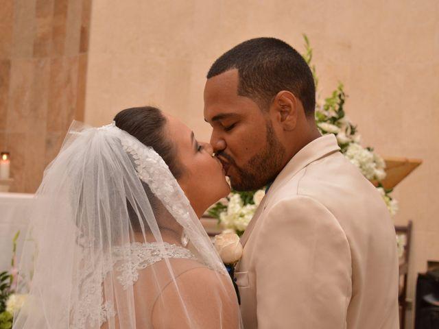 El matrimonio de Gerson y Natalia en Barranquilla, Atlántico 17