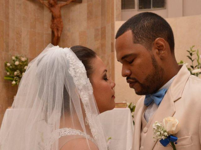 El matrimonio de Natalia y Gerson