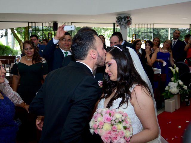 El matrimonio de Vanessa y Enrique