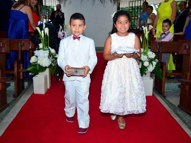 El matrimonio de Enrique  y Vanessa en Cali, Valle del Cauca 19