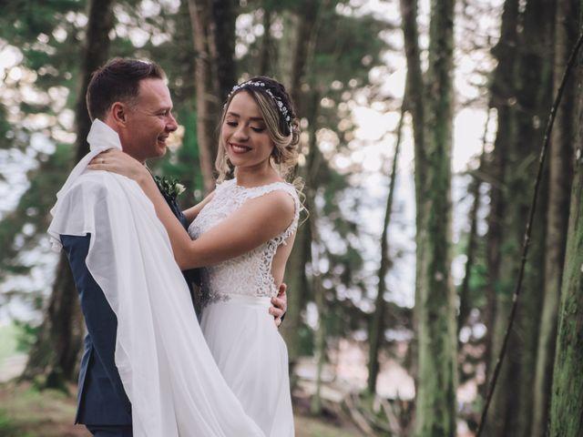 El matrimonio de Gregory y Carolina en Envigado, Antioquia 2
