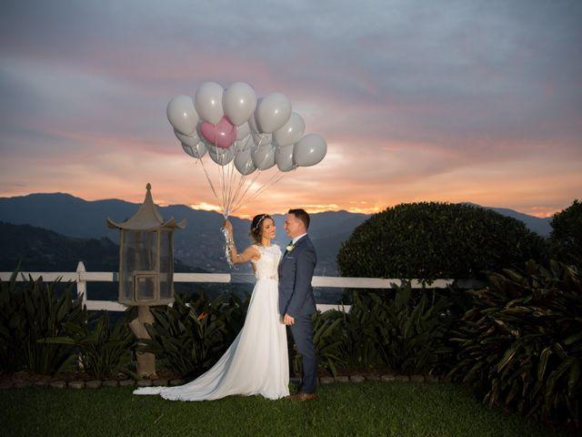 El matrimonio de Gregory y Carolina en Envigado, Antioquia 27