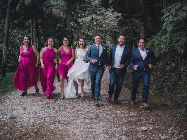 El matrimonio de Gregory y Carolina en Envigado, Antioquia 28