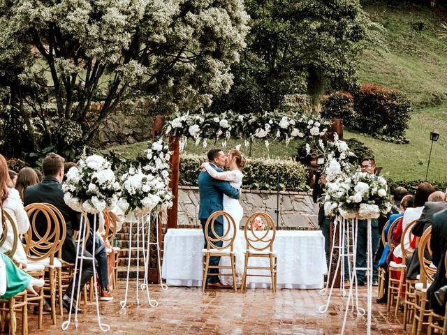 El matrimonio de Diego y Marcela en Sopó, Cundinamarca 3