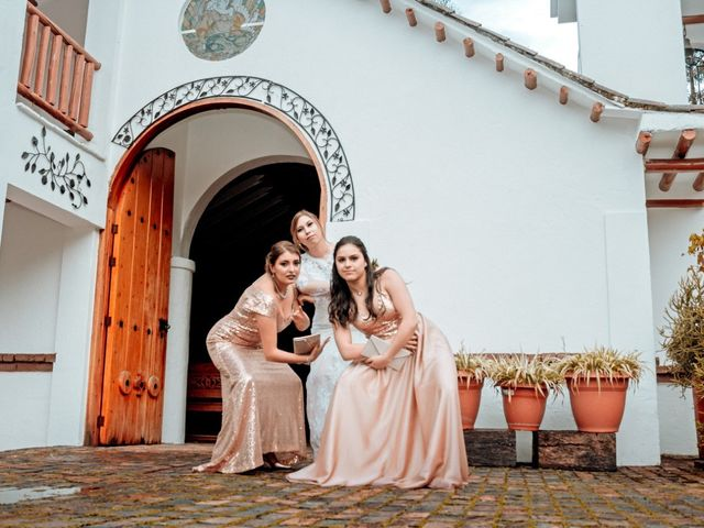 El matrimonio de Diego y Marcela en Sopó, Cundinamarca 7