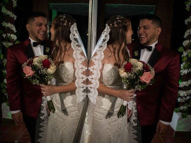 El matrimonio de Brian y Angélica
