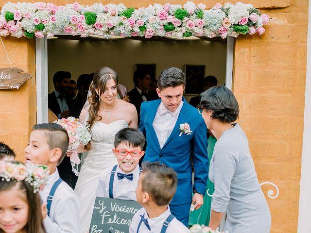 El matrimonio de Camilo y Diana en Tibasosa, Boyacá 23
