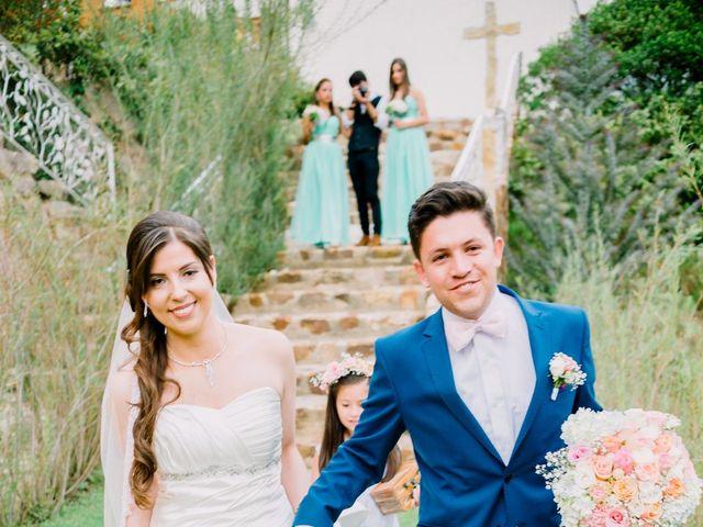 El matrimonio de Camilo y Diana en Tibasosa, Boyacá 25