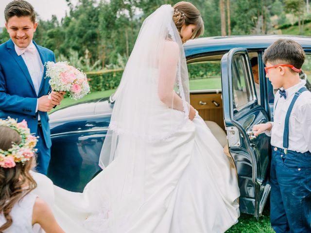 El matrimonio de Camilo y Diana en Tibasosa, Boyacá 27