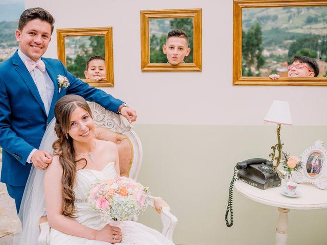 El matrimonio de Camilo y Diana en Tibasosa, Boyacá 29