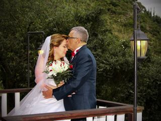 El matrimonio de Jairo y Andrea
