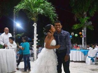 El matrimonio de Amada  y Ramón 3