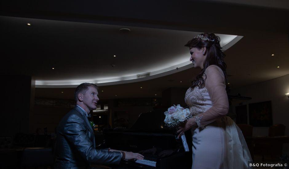 El matrimonio de Mark y Beatriz en Medellín, Antioquia