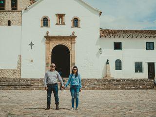 El matrimonio de Óscar y Xiomara 1