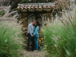 El matrimonio de Óscar y Xiomara 2