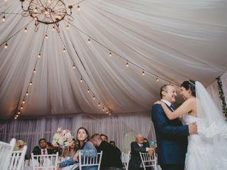 El matrimonio de Óscar y Xiomara