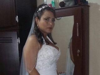 El matrimonio de María Cristina y Saúl 3