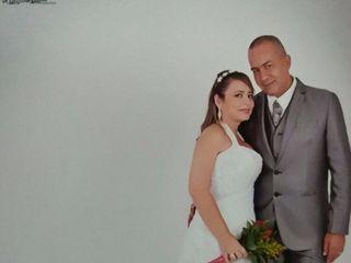 El matrimonio de María Cristina y Saúl 2