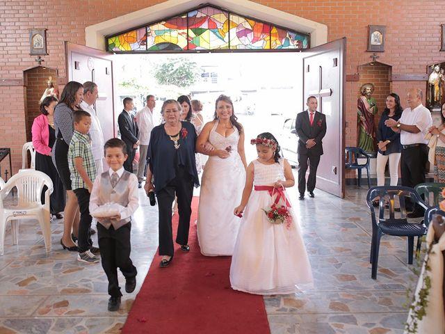 El matrimonio de Saúl y María Cristina en Pereira, Risaralda 6