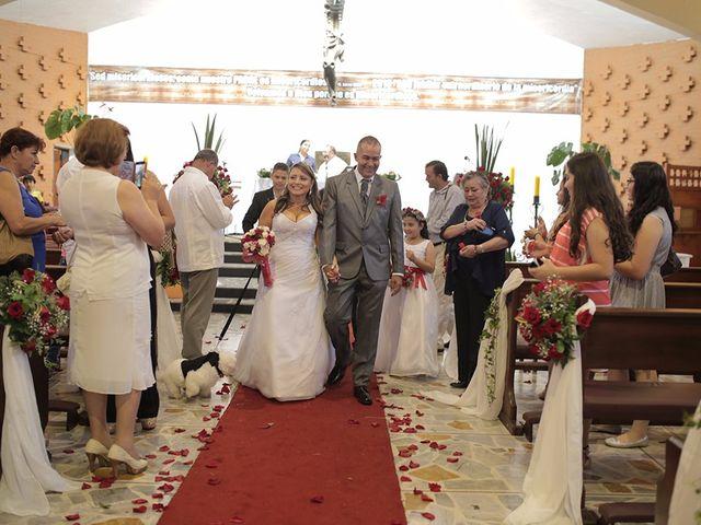 El matrimonio de Saúl y María Cristina en Pereira, Risaralda 17