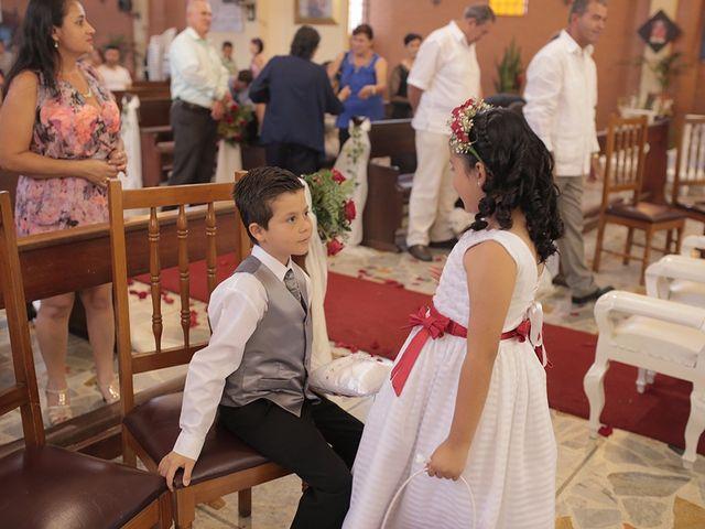 El matrimonio de Saúl y María Cristina en Pereira, Risaralda 33