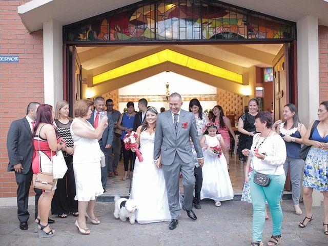 El matrimonio de Saúl y María Cristina en Pereira, Risaralda 40