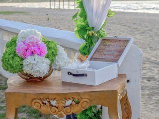 El matrimonio de Andrés y Valentina 1