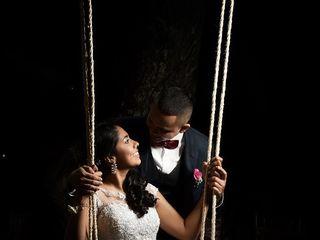 El matrimonio de Laura y Carlos 1