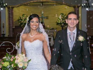El matrimonio de Natalia y Martin 1