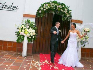 El matrimonio de Natalia y Martin 2
