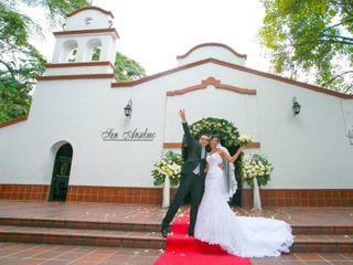 El matrimonio de Natalia y Martin 3