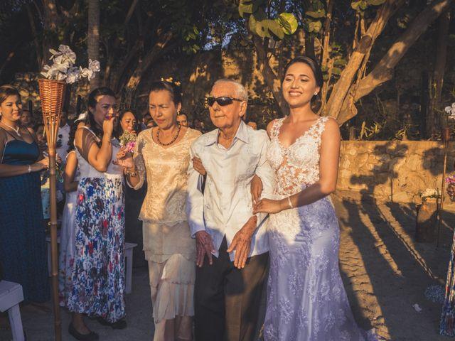 El matrimonio de Jorge Romero y Pilar Vanessa  en Santa Marta, Magdalena 1