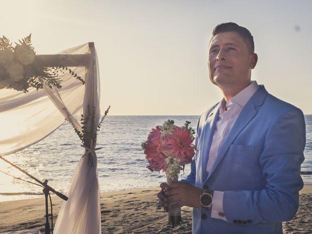 El matrimonio de Jorge Romero y Pilar Vanessa  en Santa Marta, Magdalena 2