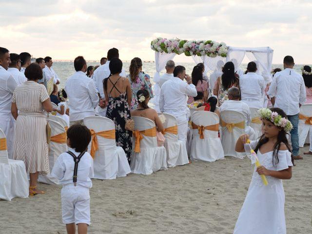 El matrimonio de Valentina y Andrés en Coveñas, Sucre 15