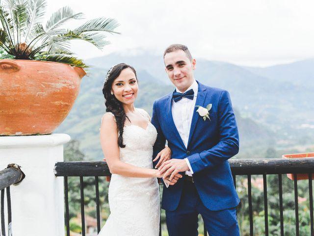 El matrimonio de Tatiana y Alejandro