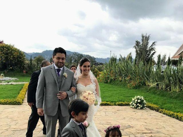El matrimonio de Edwin y Tata en Cajicá, Cundinamarca 4