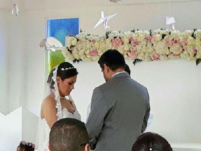 El matrimonio de Edwin y Tata en Cajicá, Cundinamarca 5