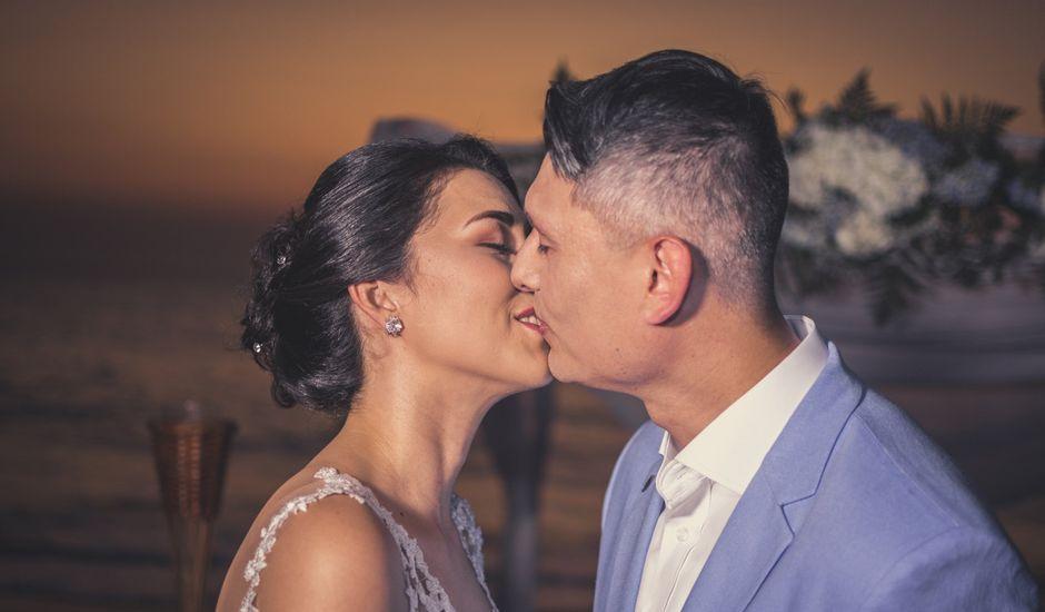 El matrimonio de Jorge Romero y Pilar Vanessa  en Santa Marta, Magdalena