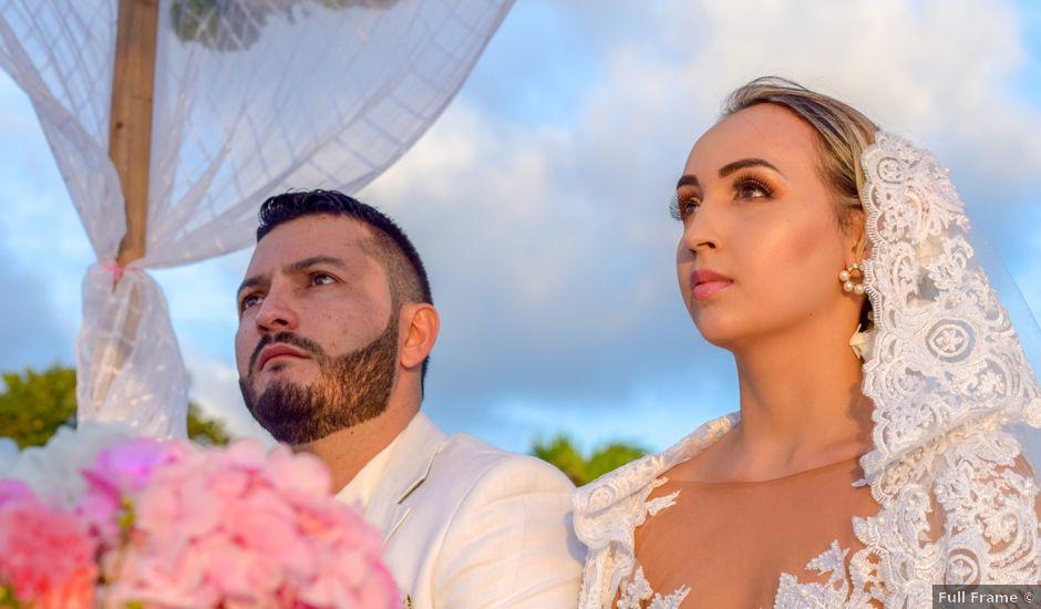 El matrimonio de Valentina y Andrés en Coveñas, Sucre