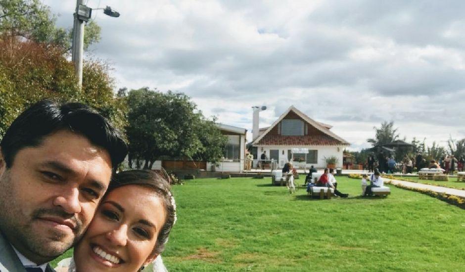 El matrimonio de Edwin y Tata en Cajicá, Cundinamarca
