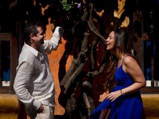 El matrimonio de Carito y Rafa 2