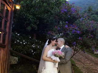 El matrimonio de Cesar y Daniela 1