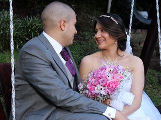 El matrimonio de Cesar y Daniela 2