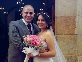 El matrimonio de Cesar y Daniela