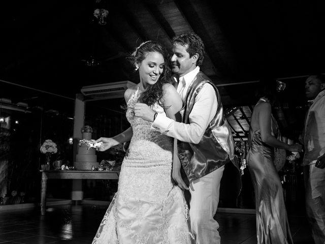 El matrimonio de Carito y Rafa