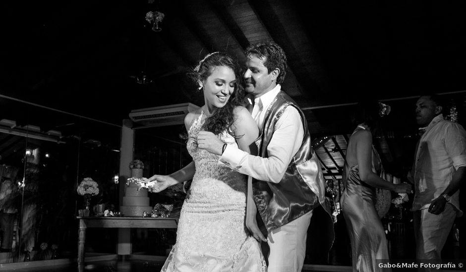 El matrimonio de Rafa y Carito en Montería, Córdoba