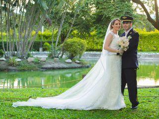 El matrimonio de Claudia y Santiago